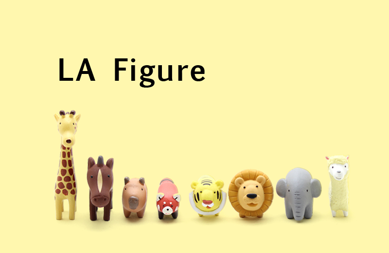 LA Figure Full Set