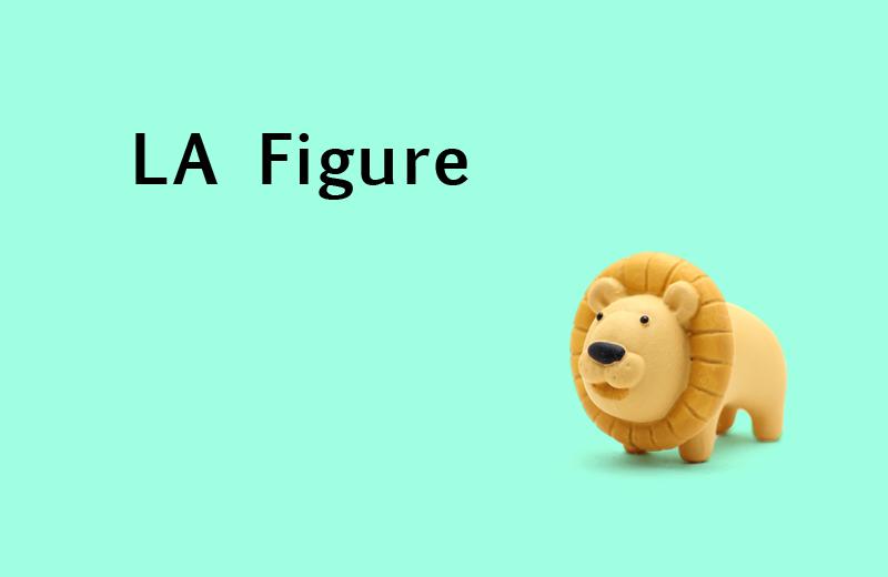 LA Figure Lion