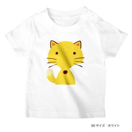 きつね Tシャツ