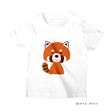 レッサーパンダ Tシャツ